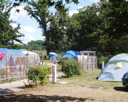 Tente camping - Rouen - Camping du Lac